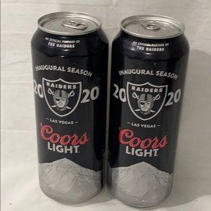 Las Vegas Raiders Inaugural 2020  Hydration Pack